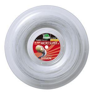 その他 GOSEN(ゴーセン) オージー・シープ ミクロスーパー16ロール ホワイト TS4002W ds-856830