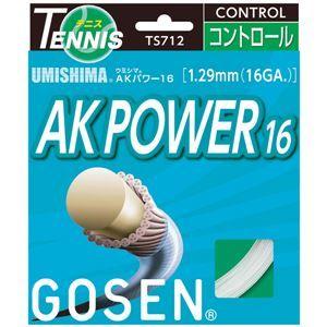その他 GOSEN(ゴーセン) ウミシマ AKパワー16 (20張入) TS712W20P ds-856872