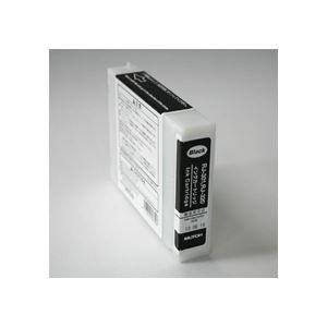 その他 武藤工業 インクカートリッジ ブラック 110ml RJ3-INK-BK 1個 ds-958455