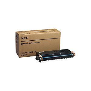 その他 NEC EPカートリッジ PR-L8000-12 1個 ds-963336