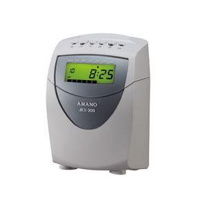 その他 アマノ 集計タイムレコーダー MX-300 1台 ds-970156
