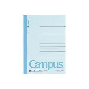 その他 (まとめ)キャンパスノート B6 C罫 40枚 180冊 ds-972359