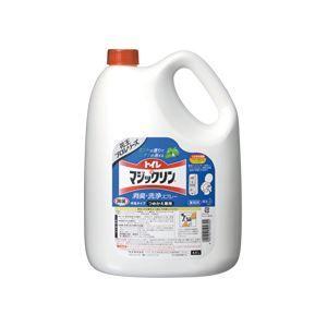 その他 (まとめ)トイレマジックリン 消臭・洗浄スプレー 業務用 4.5L 4本 ds-973702