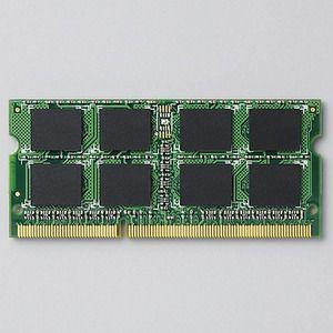 その他 ELECOM(エレコム) RoHS対応 DDR3L-1600(PC3L-12800) 204pinS.O.DIMMメモリモジュール/4GB EV1600L-N4G/RO ds-1050988