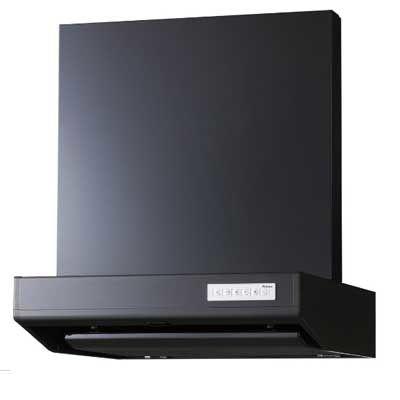 パロマ キッチン用 換気扇レンジフード【VMAシリーズ】(ブラック) PRH-VMA603K