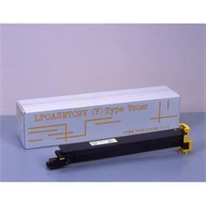 その他 LPCA3ETC9Y イエロ- トナータイプ 汎用品 NB-TNLPCA3ETC9YW ds-701188