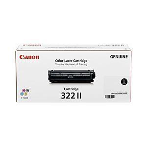 その他 【純正品】 キヤノン(Canon) トナーカートリッジ ブラック 型番:カートリッジ322II(B) 単位:1個 ds-1098638