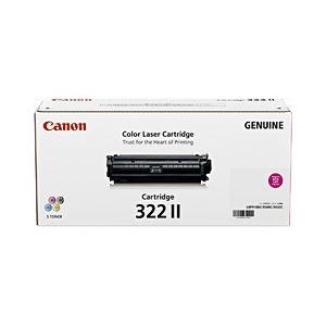 その他 【純正品】 キヤノン(Canon) トナーカートリッジ マゼンタ 型番:カートリッジ322II(M) 単位:1個 ds-1098640