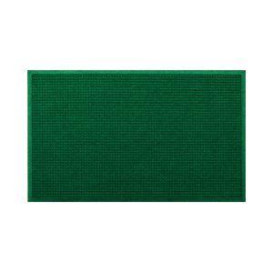 その他 クリーンテックス・ジャパン 玄関マット ウォーターホースT W146×D88 グリーン 1枚 【業務用】 ds-1100191