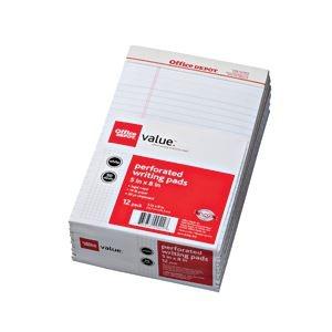 その他 【業務用パック】レターパッド 1箱(144冊) ジュニア ホワイト ds-1101660