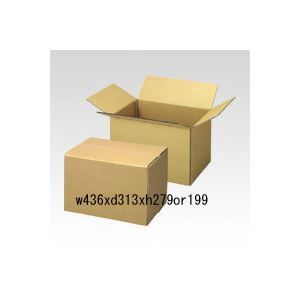 その他 山田紙器 段ボールケース (30枚入) A3 30枚 ds-1142821