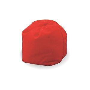 その他 玉入れ用球 【50球】 綿100% 袋付き レッド(赤) ds-985315