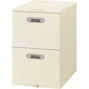 その他 デスク収納 サイドワゴン キャスター付き LT-N042A-L ds-1148365