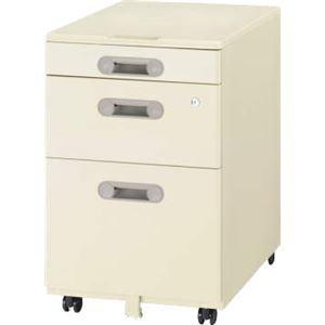 その他 デスク収納 サイドワゴン キャスター付き LT-N043A-L ds-1148366
