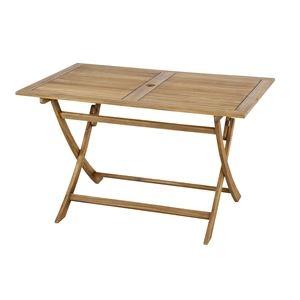 その他 折りたたみ式テーブル 【Nino】ニノ 木製(アカシア/オイル仕上) 木目調 NX-802 ds-1212661
