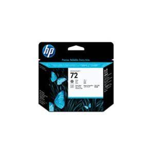 その他 【純正品】 HP インクカートリッジ/トナーカートリッジ 【C9380A HP72 GY/PBK ブラック】 ds-1240812