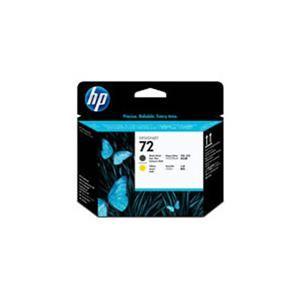 その他 【純正品】 HP インクカートリッジ/トナーカートリッジ 【C9384A HP72 MBK ブラック】 ds-1240814