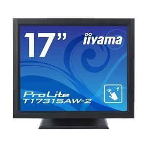 その他 iiyama 17型液晶ディスプレイ ProLiteT1731SAW-2(超音波表面弾性波方式タッチパネル) T1731SAW-B2 ds-1243073