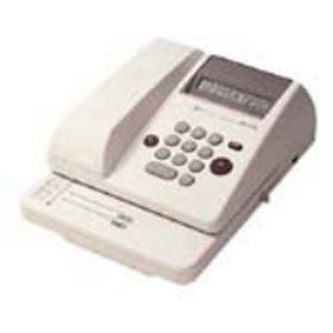 その他 マックス 電子チェックライター EC-510 10桁 ds-1300029