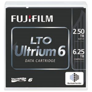 その他 富士フィルム(FUJI) LTOカートリッジ6 LTO FB UL-6 2.5T J ds-1303412