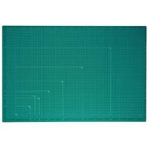 その他 プラス カッターマット A1 GR CS-A1 緑 ds-1291748