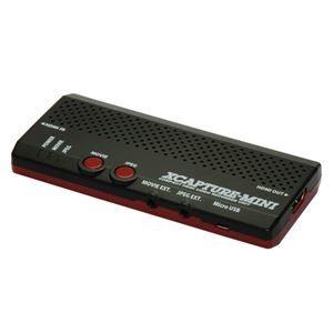 その他 マイコンソフト SDメモリーカード対応PCレス 小型キャプチャー・ユニット XCAPTURE-MINI DP3913544 DP3913544 ds-1422573