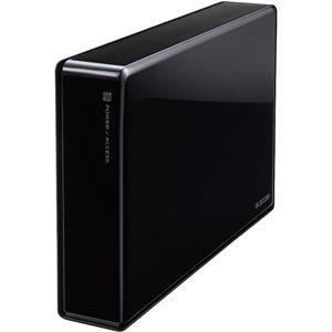 その他 エレコム 3.5インチ外付けHDD/WD Red搭載/USB3.0/2.0TB/法人専用 ELD-REN020UBK ds-1423422