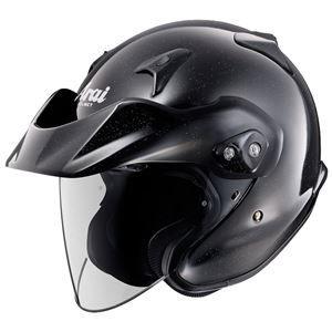 その他 アライ(ARAI) ジェットヘルメット CT-Z グラスブラック M 57-58cm ds-1425390