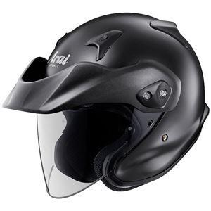 その他 アライ(ARAI) ジェットヘルメット CT-Z フラットブラック XL 61-62cm ds-1425407