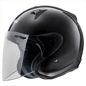 その他 アライ(ARAI) ジェットヘルメット SZ-G グラスブラック S 55-56cm ds-1425426