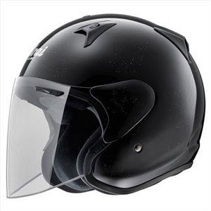 その他 アライ(ARAI) ジェットヘルメット SZ-G グラスブラック M 57-58cm ds-1425427