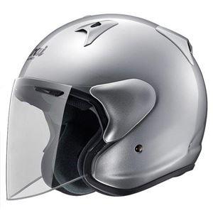 その他 アライ(ARAI) ジェットヘルメット SZ-G アルミナシルバー XL 61-62cm ds-1425434
