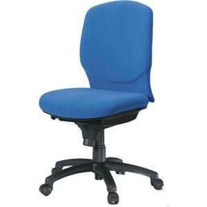その他 ジョインテックス 事務イス(オフィスチェア/OAチェア) ZC02 C401J ブルー ds-1323498