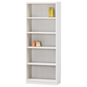 その他 白井産業 木製棚タナリオ TNL-1559 ホワイト ds-1325900