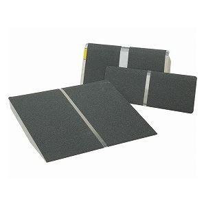 その他 イーストアイ ポータブルスロープ アルミ1枚板タイプ(PVTシリーズ) /PVT040 長さ40.5cm ds-1431397