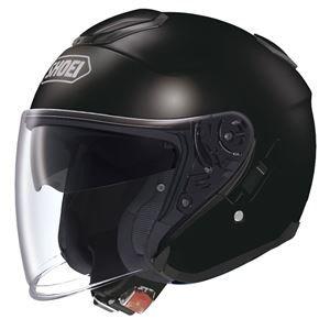その他 ジェットヘルメット シールド付き J-CRUISE ブラック M 【バイク用品】 ds-1442766