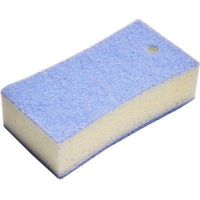 オーエ お風呂きれい ツインバスクリーナー ブルー【130個セット】 4901065671333【納期目安:1週間】