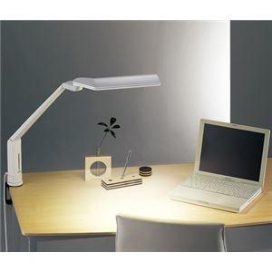 その他 ツインバード工業 LEDクランプ式デスクライト (ホワイト) LE-H635W ds-1456705