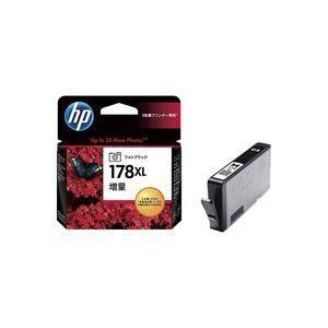 その他 (業務用6セット)HP インクカ-トリッジHP178XLフォトブラック ×6セット ds-1466674