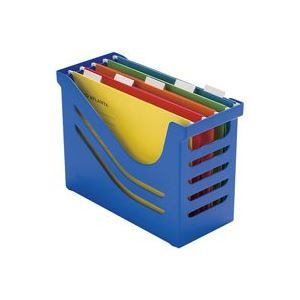 その他 (業務用2セット)クルーズ オフィスボックス OB-2000 A4E ブルー ds-1469286