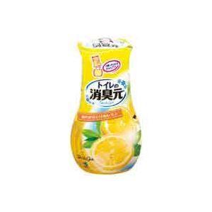 その他 (業務用40セット)小林製薬 トイレの消臭元 400ml レモン1個 【×40セット】 ds-1472758