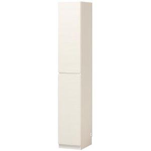 その他 壁面収納棚/リビング収納 【薄型 幅30cm×高さ180cm】 ホワイト スリム 日本製 『PORTALE ポルターレ』 ds-1408465