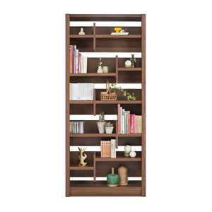 その他 ユーアイ NEO RAIDER(レイダー) 書棚85 飾り棚 ライトブラウン L-850H LBR ds-1477513