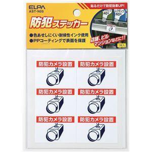 その他 (業務用セット) ELPA ステッカー カメラ 小 AST-N05 【×30セット】 ds-1484363