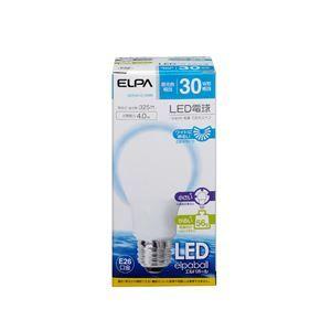 その他 (業務用セット) ELPA LED電球 一般電球A形 30W形 E26 昼光色 広配光 LDA4D-G-G588 【×10セット】 ds-1485381