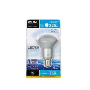 その他 (業務用セット) ELPA LED電球 ミニレフ球形 30W E17 昼光色 LDR4D-H-E17-G610 【×10セット】 ds-1485393