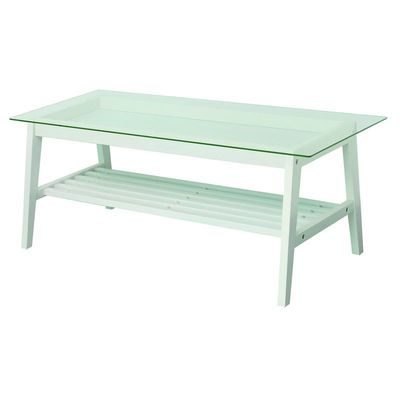 市場(Marche) ine reno living table (ホワイト) INT-2559-WH