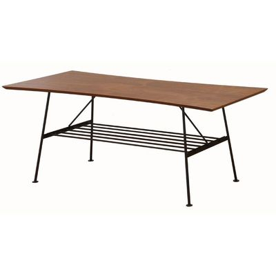 市場(Marche) anthem Center Table (ブラウン) ANT-2391-BR