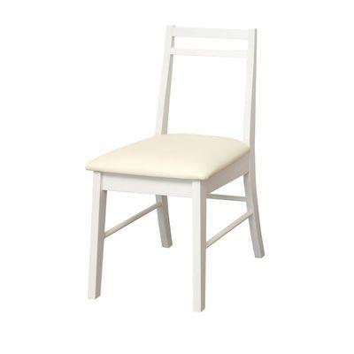 市場(Marche) ine reno chair (ホワイト) INC-2574-WH