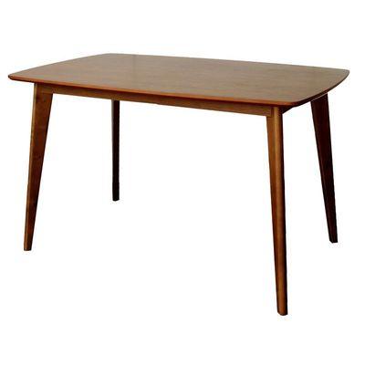 市場(Marche) emo. Dining Table 1200 (ブラウン) EMT-2596-BR